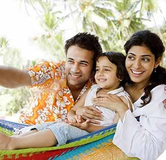 Luxury Family Holidays in India