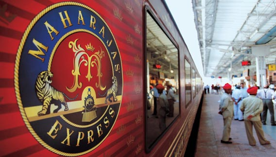 Luxury Train Holidays in India