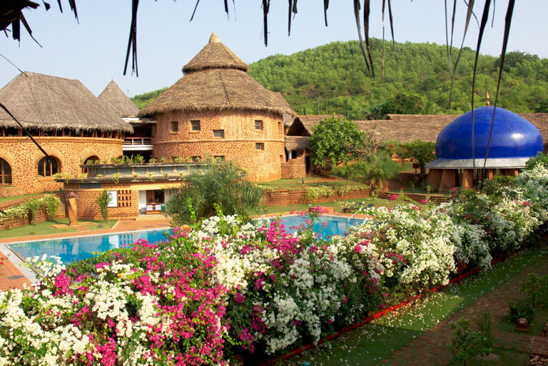 Swaswa Spa Resort in Gokarna