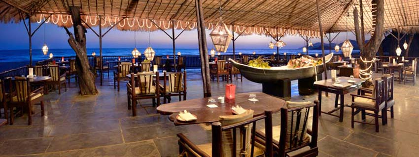 Restaurant at The Lalit Golf and Spa Resort, Goa