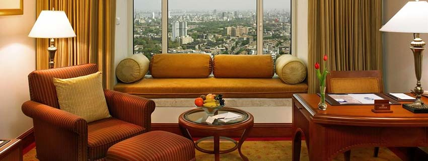 Sitting Area at ITC Grand Central, Mumbai