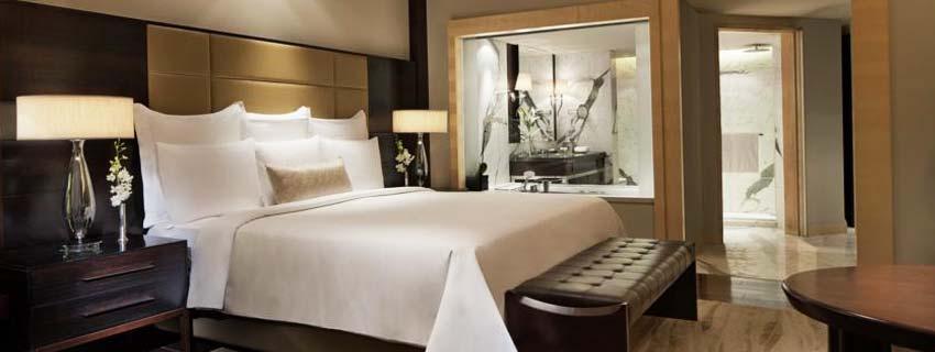 Rooms at JW Marriott, Mumbai