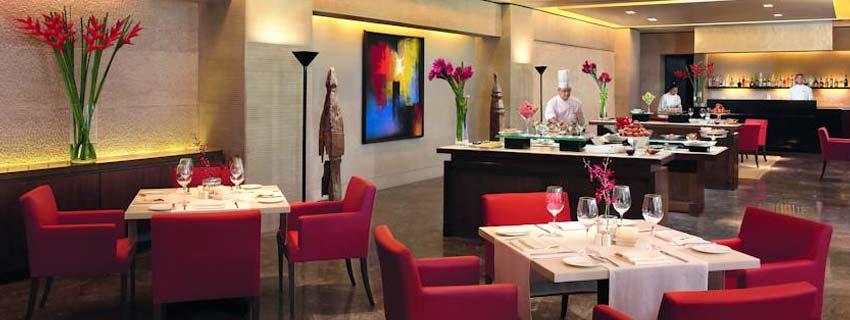 Restaurant at Oberoi, Mumbai