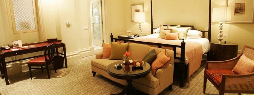 Rooms at Taj West End, Bangalore