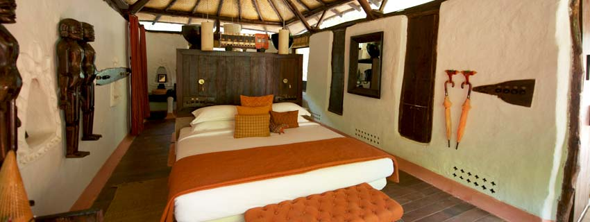 Rooms at Taj Mahua Kothi, Bandhavgarh National Park