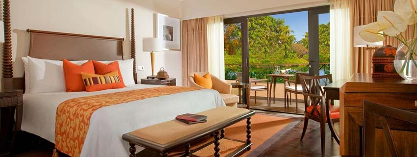 Luxury Rooms of The Leela, Goa