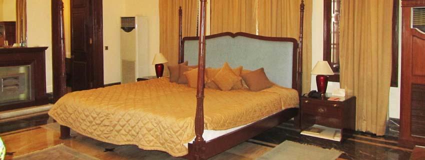 Rooms at Raj Mahal Palace, Jaipur