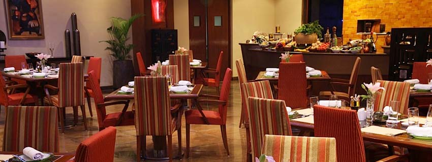 Restaurant at The Lalit, Mumbai