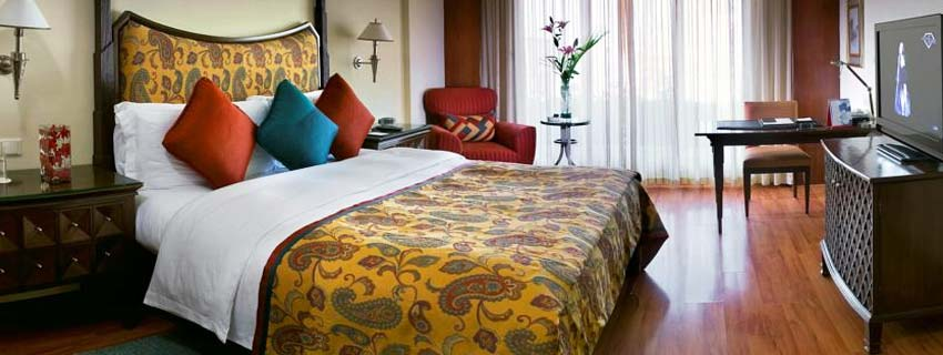 Rooms of The Lalit in Mumbai