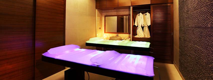 Spa at The Lalit in Mumbai