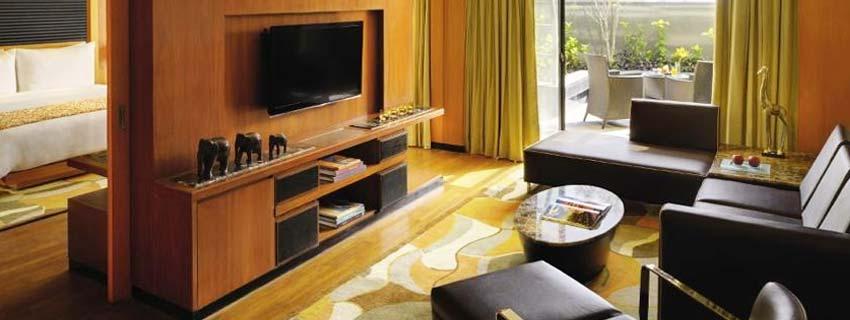 Sitting Area at Movenpick Hotel and Spa, Bangalore