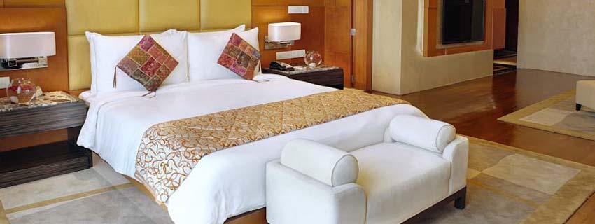 Rooms at Movenpick Hotel and Spa, Bangalore