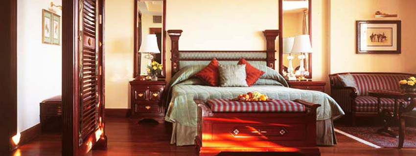 Rooms at Oberoi Cecil, Shimla