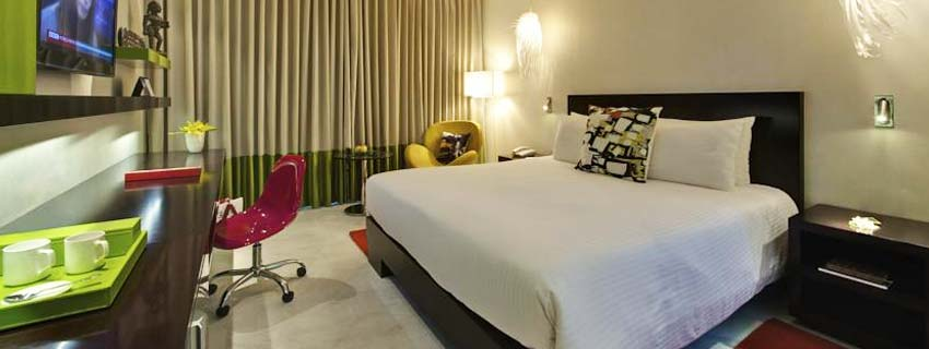Rooms at The Park, Chennai