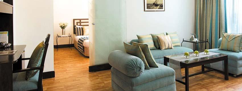 Sitting Area at Vivanta by Taj Ambassador, Delhi