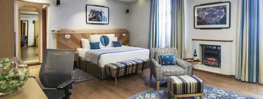 Rooms at Vivanta by Taj Ambassador, Delhi