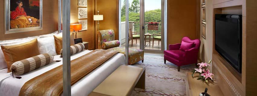 Rooms at ITC Royal Gardenia, Bangalore