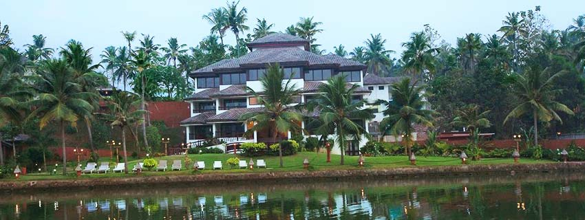 Outside View of Fragrant Nature Retreat and Resort, Kerala