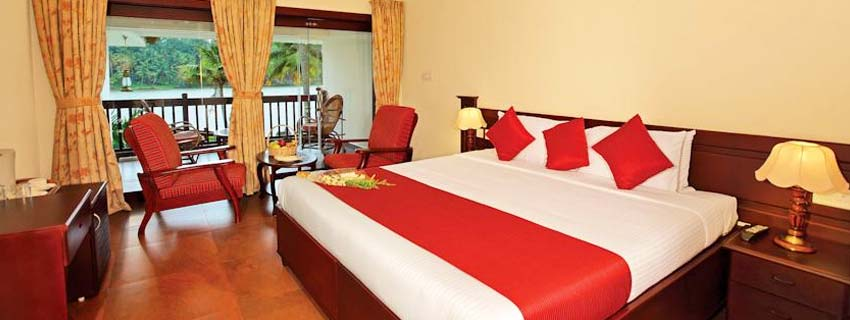 Rooms at Fragrant Nature Retreat and Resort, Kerala