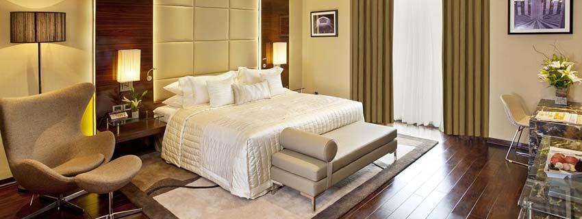 Luxury Rooms at Radisson Blu Plaza, Delhi