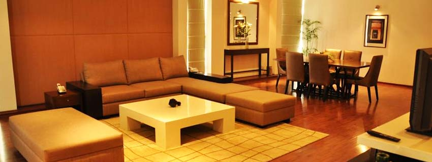 Sitting Area at Clarion Collection, Delhi