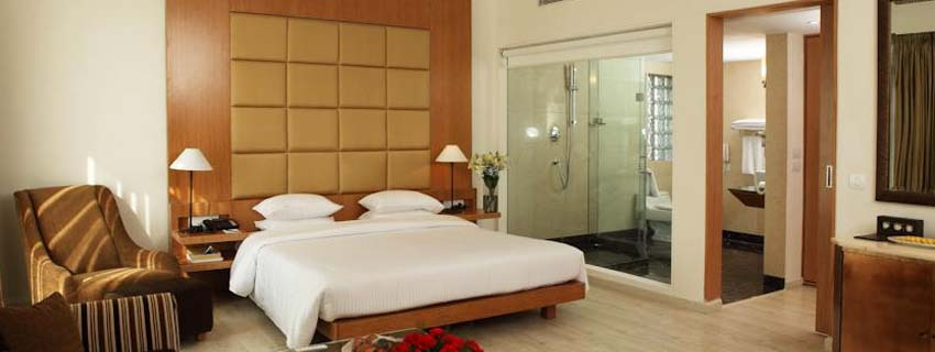Rooms at Clarion Collection, Delhi