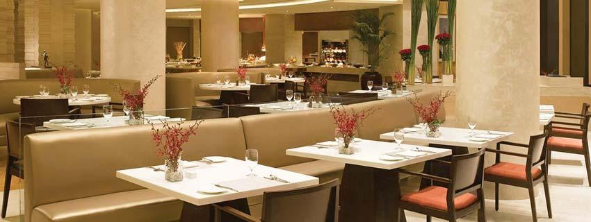 Restaurant at Trident Bandra Kurla, Mumbai