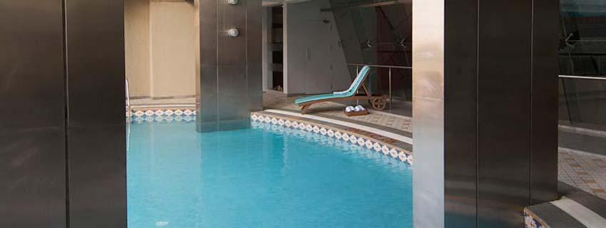 Poolside at The Regenza by Tunga, Mumbai