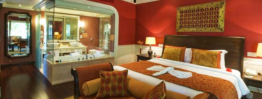 Rooms at Vivanta by Taj Fort Aguada, Goa