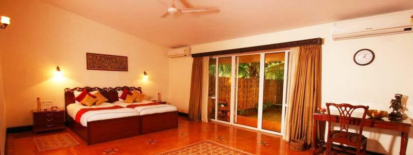 Rooms at Soukya, Bangalore