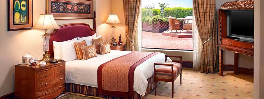 Rooms at ITC Maurya, Delhi