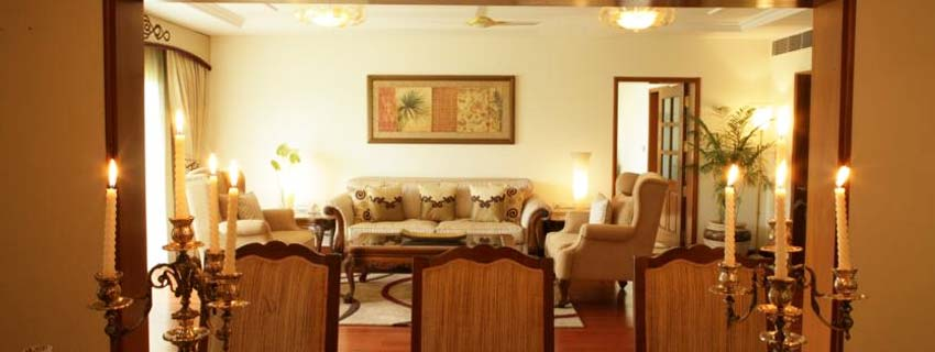 Sitting Area at Jaypee Palace Hotel and Convention Centre, Agra