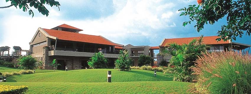 Outside View of Angsana Spa Resort, Bangalore