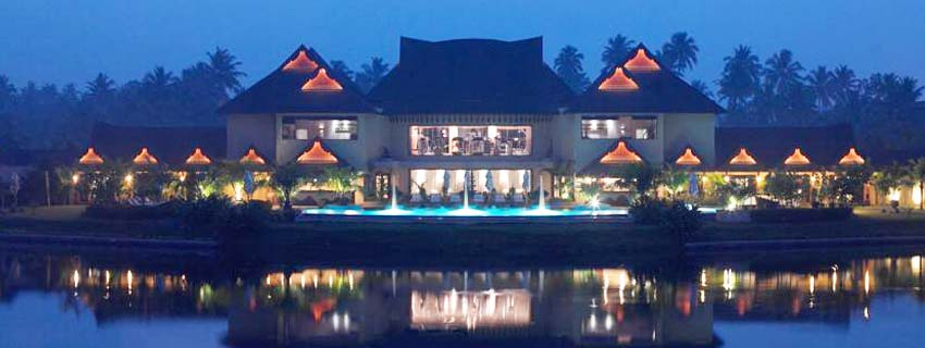 Outside View of Zuri Resort and Spa, Kerala