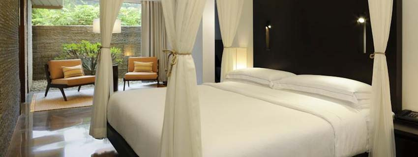 Rooms at Hilton Shillim Estate Retreat and Spa, Pune