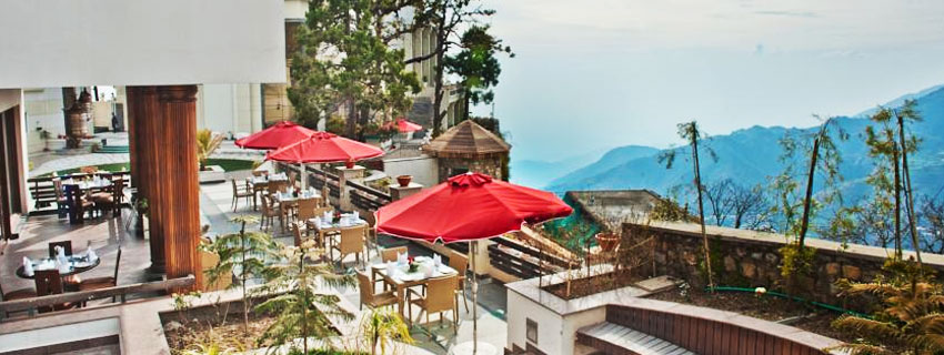 Restaurant at Royal Orchid Fort Resort, Mussoorie