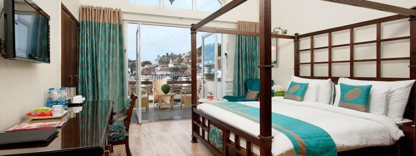 Rooms at Royal Orchid Fort Resort, Mussoorie
