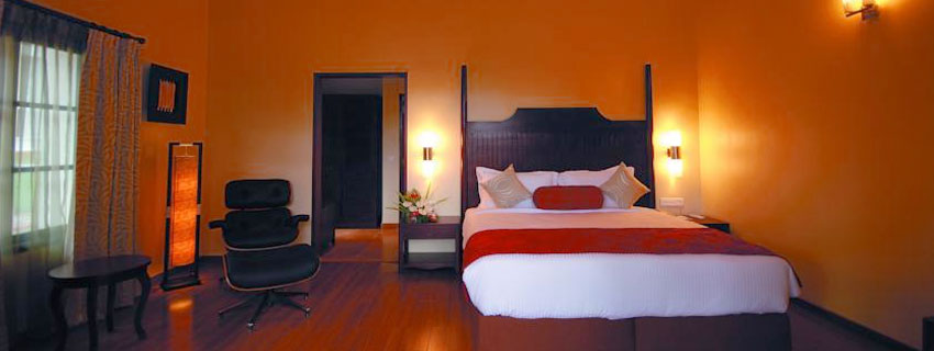 Luxury Rooms at The Windflower resort and Spa, Coorg