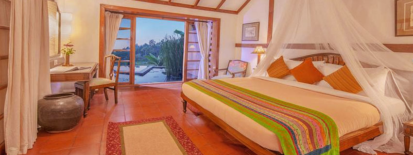 Luxury Rooms at Orange Country,Coorg