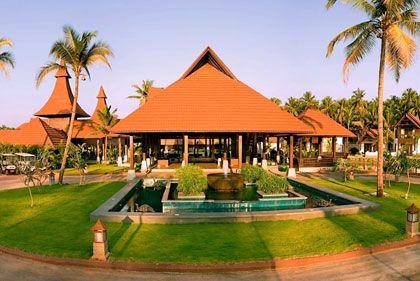 The Lalit Resort & Spa, Kerala
