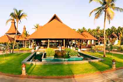The Lalit Resort & Spa, Kerala