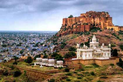 Rajasthan Romantic Holiday Package