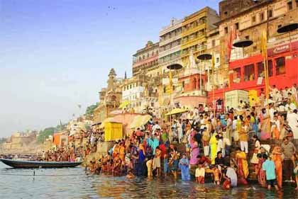 Rajasthan Tour with Khajuraho and Varanasi