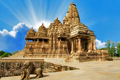 Golden Triangle with Khajuraho Tour Package