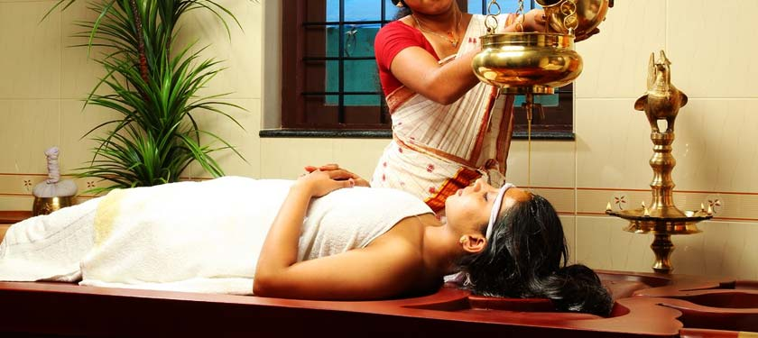 Ayurveda Therapy in Kovalam