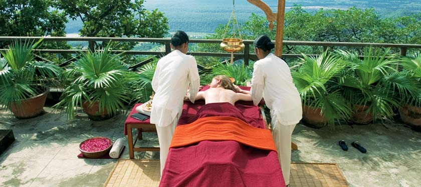 Spa Therapies at Ananda in Himalayas