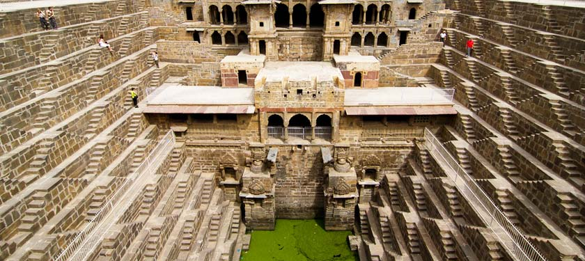 Chand Baori in Jaipur