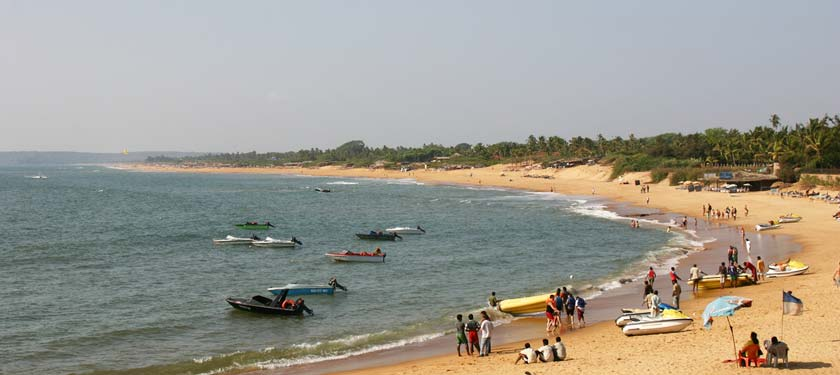 Popular Beaches of Goa