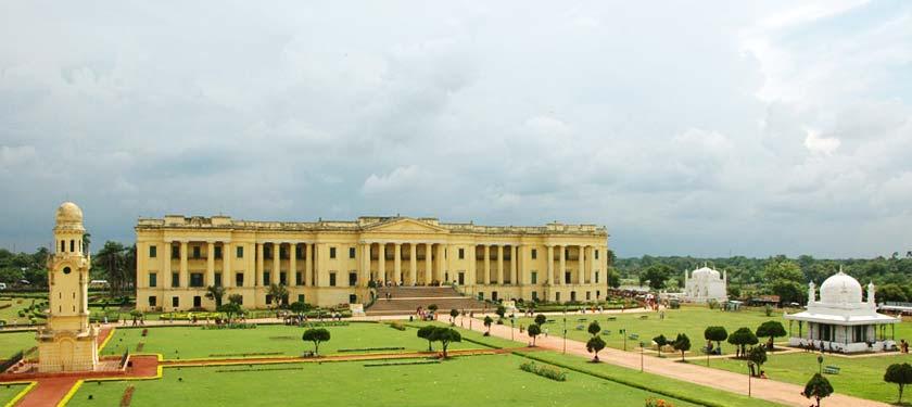Hazar Duari Palace in Murshidabad