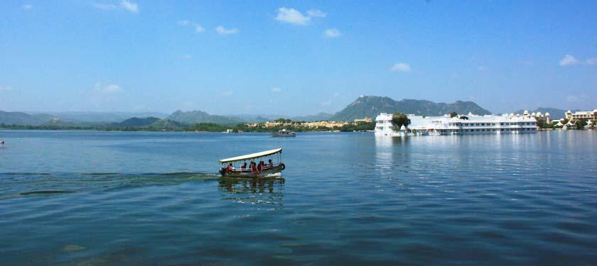 Boat Ride in Jaipur
